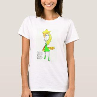 T-shirt -fille