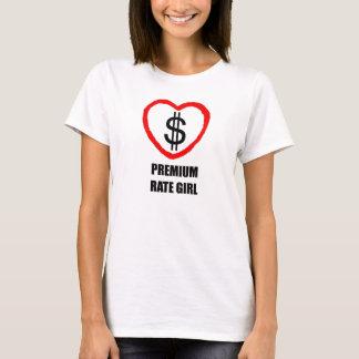 T-shirt Fille 2 de tarif