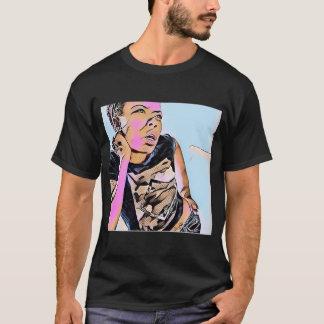 T-shirt Fille comique