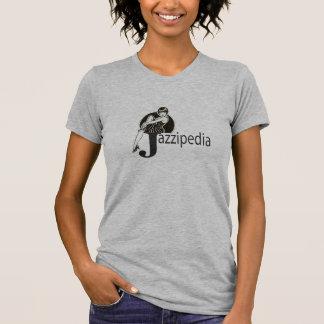 T-shirt Fille courte de jazz de douille