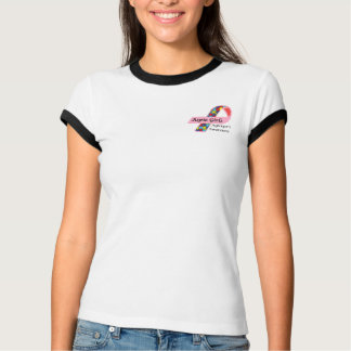 T-shirt Fille d'Aspie