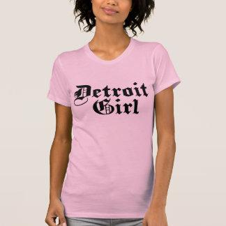 T-shirt Fille de Detroit