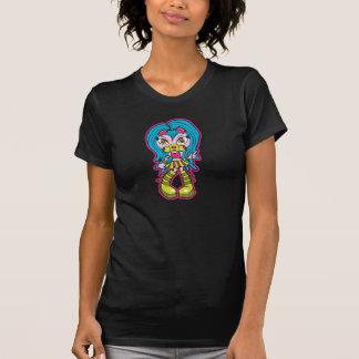 T-shirt Fille de Goth de Cyber