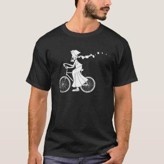 T-shirt Fille de la Chine de rue de Léonard
