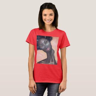 T-shirt Fille de l'Afrique