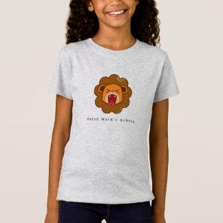 T-Shirt Fille de lion