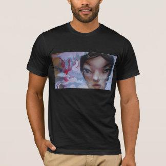 T-shirt fille de nuage