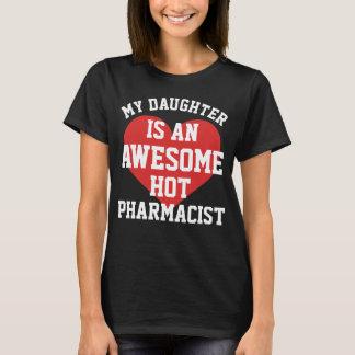 T-shirt Fille de pharmacien
