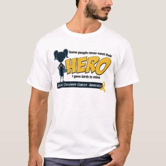 T-shirt Fille de super héros