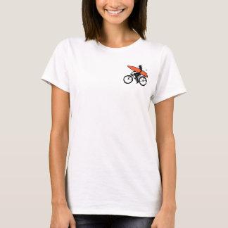 T-shirt Fille de surfer de Stephen Hosmer
