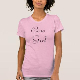 T-shirt Fille de vache