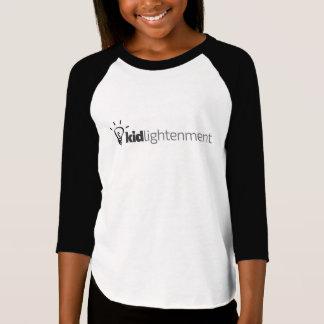 T-shirt filles ChariTee de kidlightenment