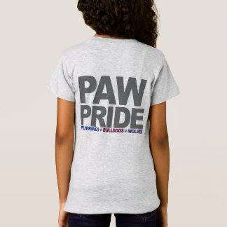 T-Shirt Filles de PawPride