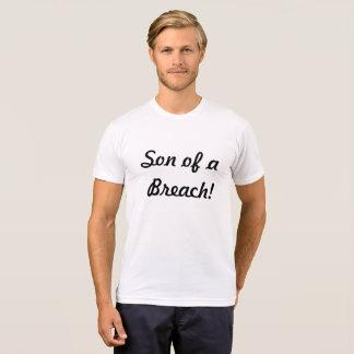 T-shirt Fils d'une infraction !