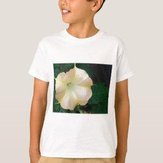 T-shirt fin d'or de trompette des anges 202a