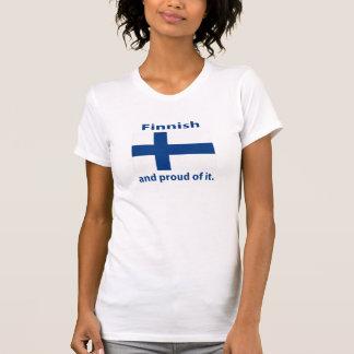 T-shirt finlandais