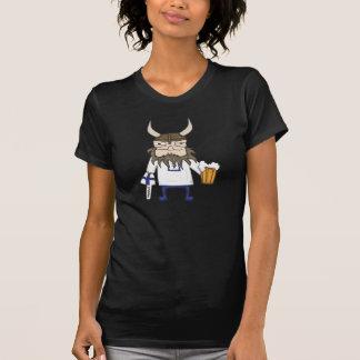 T-shirt finlandais de Viking