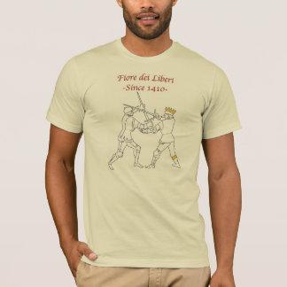 T-shirt Fiore dei Liberi