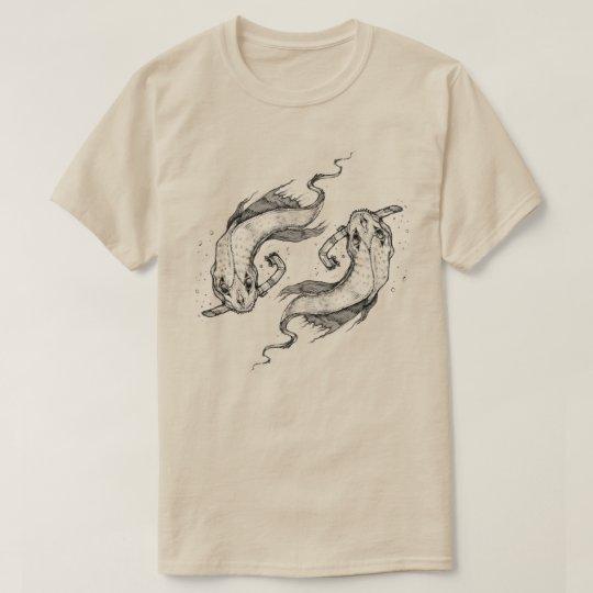 T-shirt Fish & Fear.