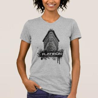 T-shirt Flatiron construisant la pièce en t de New York