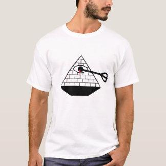 T-shirt Flèche dans l'oeil 2 - killuminati