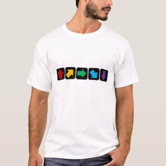 T-shirt Flèches de SIÈGE POTENTIEL D'EXPLOSION