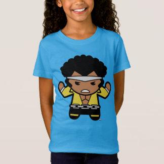 T-Shirt Fléchissement de cage de Kawaii Luc