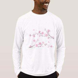 T-shirt Fleur-Argent oriental de Fleur-Cerise