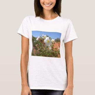 T-shirt Fleur de désert