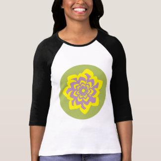 T-shirt Fleur de passion