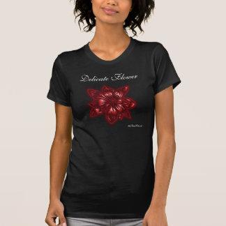 T-shirt Fleur sensible