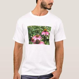 T-shirt Fleurs
