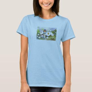 T-shirt Fleurs de pomme de tee - shirt