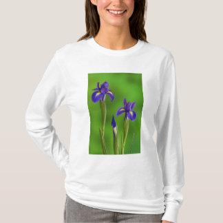 T-shirt Fleurs d'iris