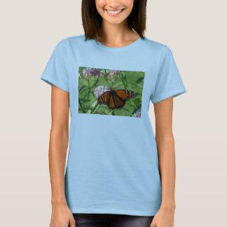 T-shirt Fleurs et Monach de Milkweed