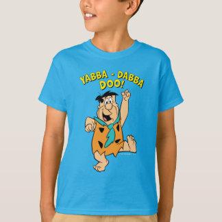 T-shirt Flintstone Yabba-Dabba Doo de Fred !