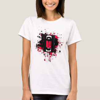 T-shirt Floc de VHS