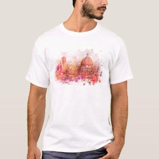 T-shirt Florence - basilique de saint Mary de la fleur
