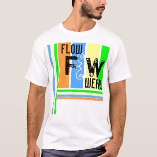 T-SHIRT FLOW-WEAR