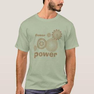 T-shirt Flower power