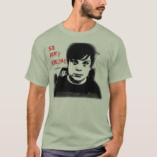 T-shirt Fluage, AINSI, TRÈS, SPÉCIAL