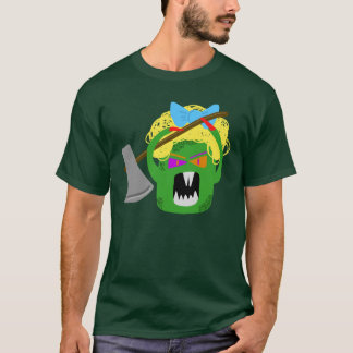 T-shirt Fluage bouclé