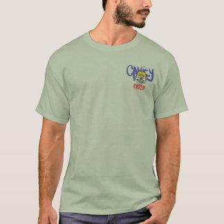 T-shirt Fluage de cavité