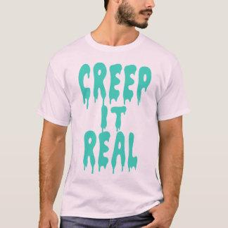 T-shirt Fluage il vrai