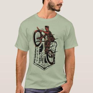 T-shirt Fluage sur des roues