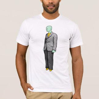T-shirt Fluage vert