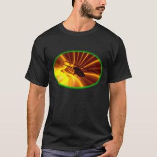 T-shirt Folie d'hélicoptère de RC