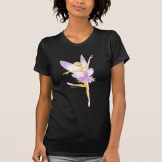 T-shirt foncé féerique de ballet