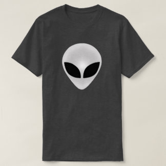 T-shirt foncé principal étranger