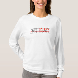 T-shirt Fonction Ninja - pharmacien